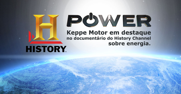 keppe-motor-documentario-power-history-destaque