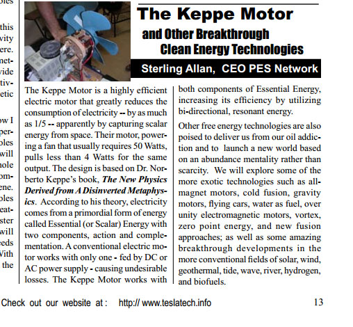 keppe-motor-tesla-tech-conference-2009-artigo